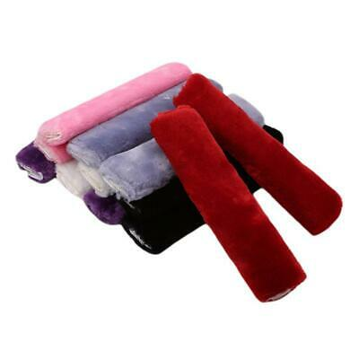 Car Safety Seat Belt Strap Shoulder Cover Harness Pad Pads Plush Soft LC
