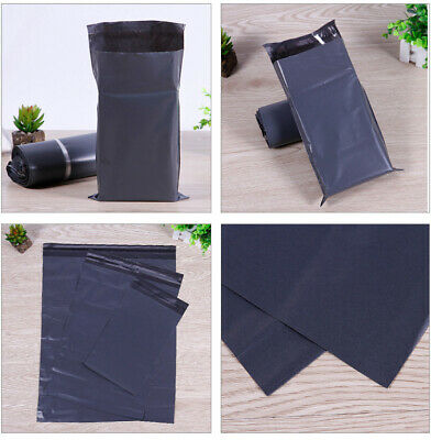 Grey Mailing Bags Strong Poly Plastic Self Seal Postal Postage Post Mail Cheap