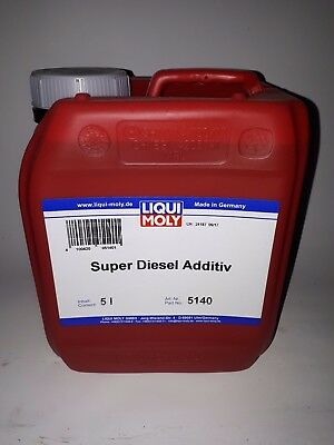 Liqui Moly Super Diesel Additiv LM5140 , 1 x 5 ltr.