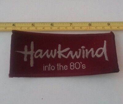 hawkwins into the 80's patch