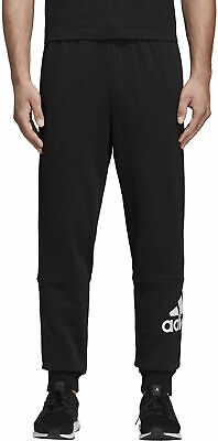 adidas Must Have Badge Of Sport Mens Joggers - Black