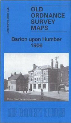 Old Ordnance Survey Map Barton Upon Humber 1906