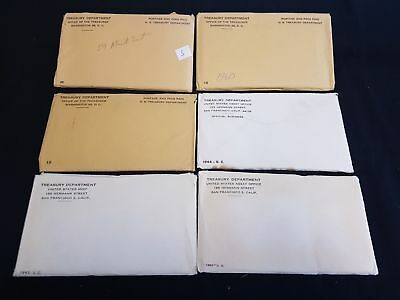 Mint Sets from 1959-2016, Original Government Issue, All 56 sets.