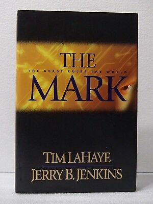 The Mark by Tim LaHaye & Jerry B. Jenkins LEFT BEHIND HCDJ 9780842332255