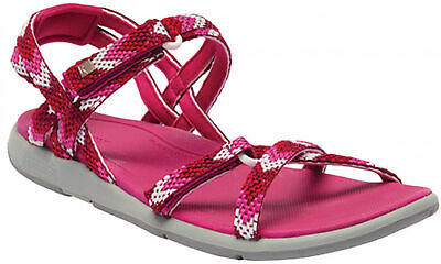 51306454d7b REGATTA WOMENS LADIES LADY Santa Cruz Strap Robust Walking Sandals ...