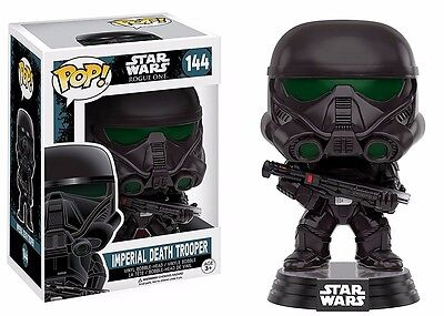 Funko Pop Star Wars Rogue One Imperial Death Trooper Vinyl Action Figure