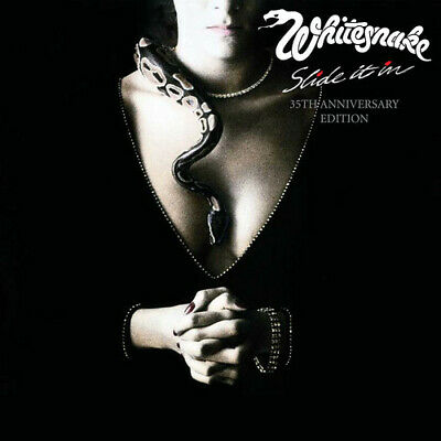 Whitesnake - Slide It In [New CD] Deluxe Ed, Rmst