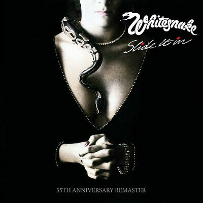 Whitesnake - Slide It In (us Mix) [New CD] Rmst