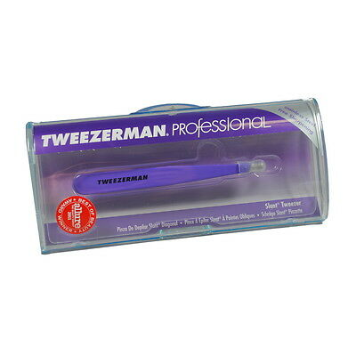 Tweezerman Slant Tweezer 1231-BLP Bloooming Lilac Professional tweezer