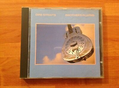 Dire Straits - 1985 Cd Album - Brothers In Arms