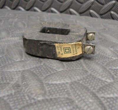 Square D 2183 S7 Q33A Coil 208 220 Volt  Used