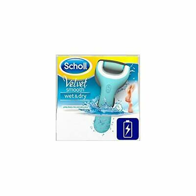 1180288-Scholl Velvet Smooth Wet&Dry Roll Ricaricabile per Pedicure - 1 Prodotto