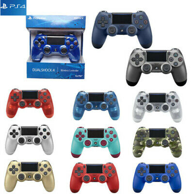 OFFICIAL SONY PS4 DUALSHOCK 4 WIRELESS CONTROLLER - NEW & SEALED - 14 Colors NEW