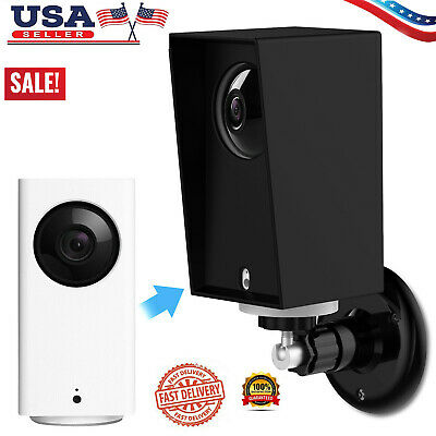 For Wyze Cam Pan Security Camera Waterproof Bracket Protective Case Wall Mount