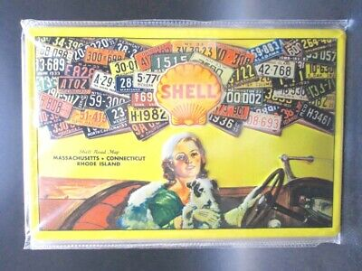 Shell Signs Signs Car Tin Sign Nostalgia Sign 30 Cm
