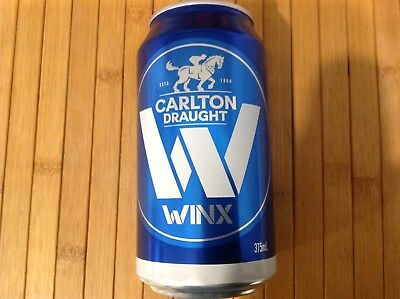Winx Limited Edition Cox Plate beer, Collectable