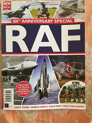 All about history of 100th anniversary special RAF (brand new)