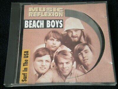 Beach Boys - Surf In The USA - Music Reflection - CD Album - 1994 - 10 Tracks