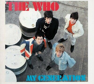 The Who : My Generation / 2 Cd-Set (Deluxe Edition)