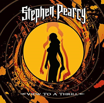 `Pearcy,Stephen`-View To A Thrill (Uk Import) Vinyl Lp New