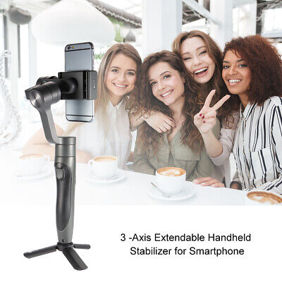 Feiyu Tech 3-Axis Vimble 2 Extendable Handheld Stabilizer für Smartphone TV080