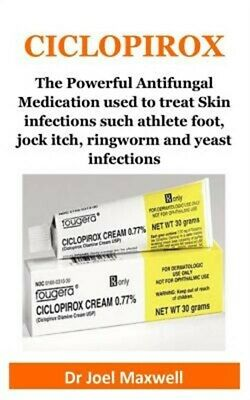 Ciclopirox: The Powerful Antifungal Medication Used to Treat Skin Infections Suc