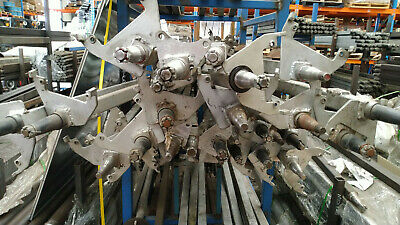 45mm Square Galvanised Boat Trailer Axles, Clearance, Factory Stock,
