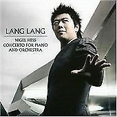 Lang Lang: Nigel Hess Piano Concerto, , New,  Audio CD, FREE & Fast Delivery