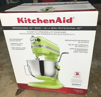 KITCHENAID PROFESSIONAL 5-QUART Heavy-Duty Stand Mixer ...