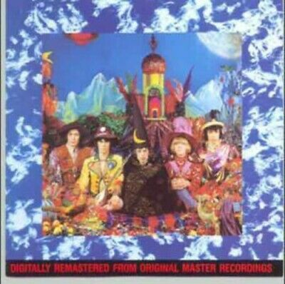 The Rolling Stones - Their Satanic Majesties [New CD] UK - Import