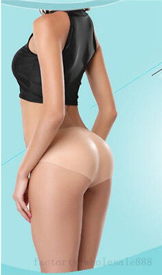 640g Women Silicone Full Body Padded Buttock Enhancer Shaper Sexy Panty Size S
