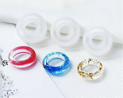 1PC New Silicone Resin Mold DIY Jewelry Pendant Making Tool Mould Handmade Craft