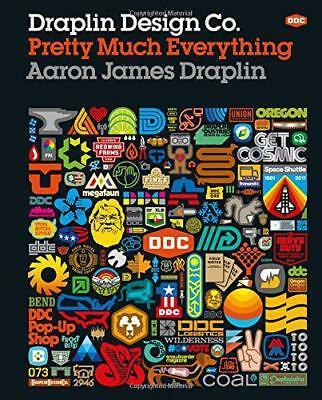 Draplin Design Co. by Aaron James Draplin, NEW Book, FREE & Fast Delivery, (Hard