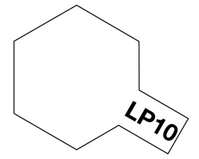 Lacquer Paint LP-10 Lacquer Thinner (10 ml) TC82110 - tamiya modellismo