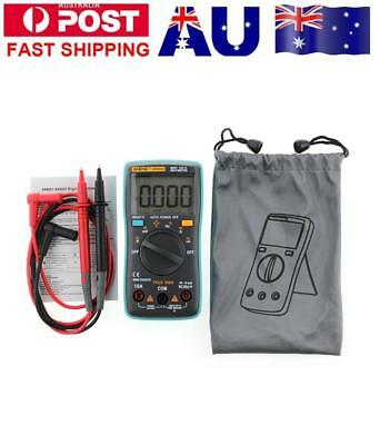 LCD Digital Multimeter AC DC Current Voltmeter Ohm Meter Multi Tester 6000 Count