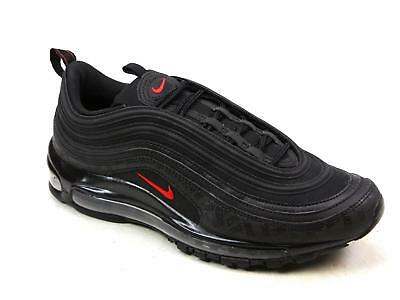 Details about MENS NIKE AIR MAX 97 ULTRA BLACK RETRO OLD SKOOL SPORTS TRAINERS SIZE 9 RRP £145