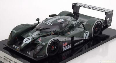 1:18 True Scale Bentley Speed 8 Winner 24h Le Mans 2003