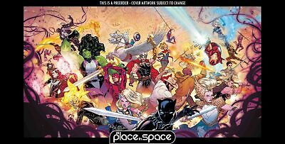 (Wk14) War Of The Realms #1D - Gatefold Wrap Variant - Preorder 3Rd Apr