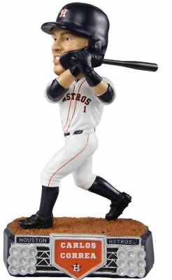 aa321bfb19a Carlos Correa (Houston Astros) Stadium Lights Bobblehead by Foco