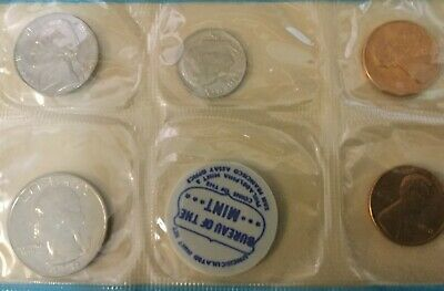 1970 P Uncirculated United States Mint Coin Set