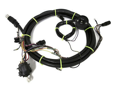 Mercury Outboard External Wiring Harness - Wiring Diagram Content