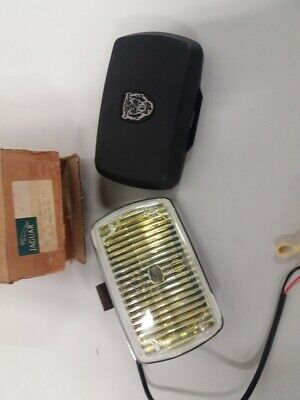 JAGUAR XJ6/12 FOGLAMP (yellow) DBC4321