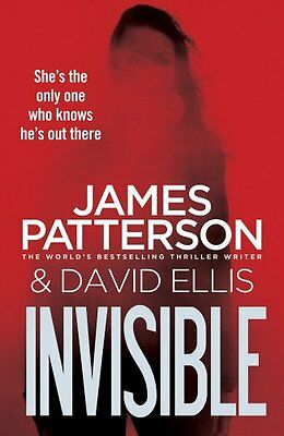 Invisible by Patterson, James, NEW Book, (Paperback) FREE & Fast Delivery
