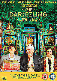 The Darjeeling Limited [DVD] [2007], Very Good DVD, Bill Murray,Camilla Rutherfo