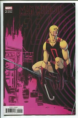 Man Without Fear #2 Camuncoli Variant Marvel Comics 2019 NM 1st Print
