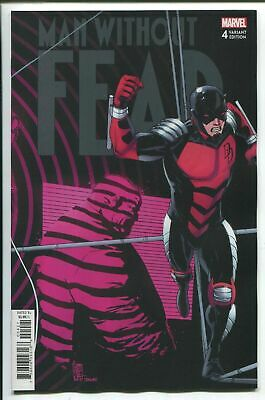 Man Without Fear #4 Camuncoli Variant Marvel Comics 2019 NM 1st Print