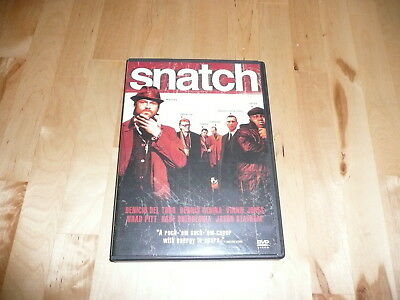 Snatch (DVD, 2003, Single Disc)