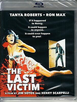 🔥 NEW! THE LAST VICTIM aka FORCED ENTRY Blu ray (Code Red) 1/1000 *SOLD OUT 🔥