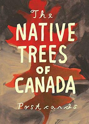 The Native Trees of Canada: A Postcard Set by Leanne Shapton, NEW Book, FREE & F