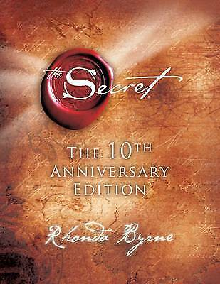 The Secret by Rhonda Byrne, NEW Book, FREE & Fast Delivery, (Hardcover)